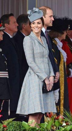 Duchess of Cambridge - President of Singapore - October 2014.JPG