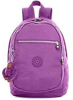 Kipling Challenger II Backpack Violet Purple