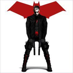 Jason Todd Hitman Red Hood T-Shirt