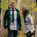 Maddy and Rhydian - wolfblood photo