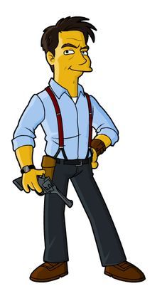 Dr. Who mushup with Simpsons. I LOVES me some Capt. Jack Harkness!