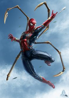 #SpiderMan by Jaynorn Lin