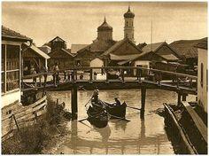 'Ruptă din coastă de soare, la mijloc de Rău și Bun' - Dobrogea altor vremuri și nostalgiile levantine Danube Delta, City People, Old Photos, Paris Skyline, Past, Medieval, Nostalgia, Europe, Travel