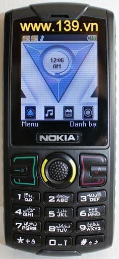 www.139.vn: Điện thoại pin khủng nokia M800