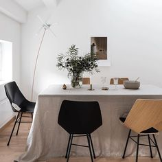 Images about #limituoli on Instagram Chair Design, Dining Table, Furniture, Instagram, Home Decor, Decoration Home, Room Decor, Dinner Table, Home Furnishings