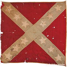 18th Georgia Battle Flag