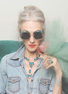 Karen Walker Sunglasses Spring Summer 2013 Lookbook