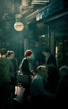 Street Story ~ Melbourne Australia (Centrepoint Arcade by Cuba Gallery)