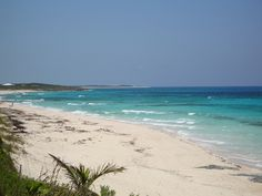 Great Guana Cay - Abaco, Bahamas    Could use a few days here!