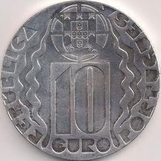 Wertseite: Münze-Europa-Südeuropa-Portugal-Euro-10.00-2004