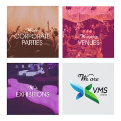We make your events worth it! Log on to www.vmsevents.com for more info!