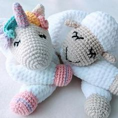 PATTERN ONLY Sleepy Comforter bundle crochet lovey crochet | Etsy Crochet Giraffe Pattern, Crochet Penguin, Crochet Sheep, Crochet Lovey, Crochet Blanket Patterns, Amigurumi Patterns, Double Crochet, Single Crochet, Snuggle Blanket
