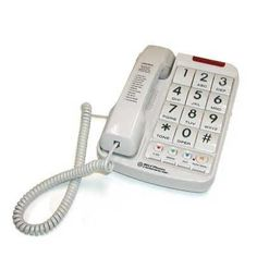 Northwestern Bell Big Button Speakerphone with Braille Buttons