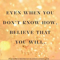 You don't need to have all the details figured out.just believe it will happen. Great Quotes, Quotes To Live By, Me Quotes, Motivational Quotes, Inspirational Quotes, Just Believe, Quotable Quotes, Positive Thoughts, Deep Thoughts