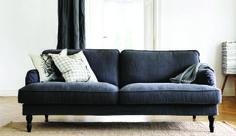 Couchen wie z. B.  STOCKSUND 3er-Sofa