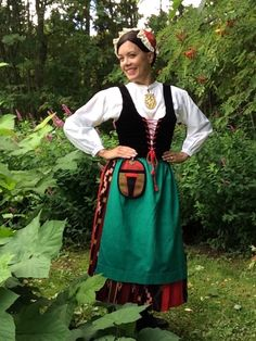 Folk Costume, Costume Dress, Costumes, Larp, Folklore, Traditional Outfits, Bff, Apron, Cosplay