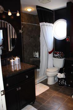 Teen bathroom decor on pinterest - Teenage bathroom decorating ideas ...