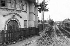 Liceu Rio Branco, na Rua Bispo D. José, em 1949.