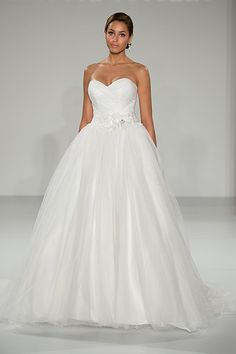 Gown by Maggie Sottero #weddingdresses #ballgowns