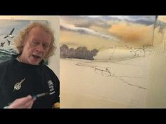 DVD - Quick & Clever Watercolour Landscapes with Charles Evans - YouTube