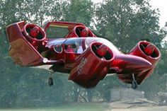 The First Real Flying Car