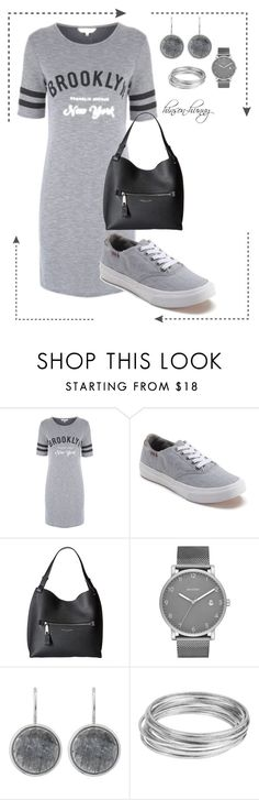 """""""82- So ready for the weekend"""" by hinson-hunny ❤ liked on Polyvore featuring Vans, Marc Jacobs, Skagen, Dyrberg/Kern and Worthington"""