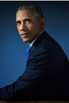 Barack Obama. 44th President of the United States of America.