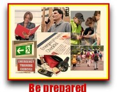 Emergency Preparedness....How Prepared and Organized Are You If A Disaster Strikes???