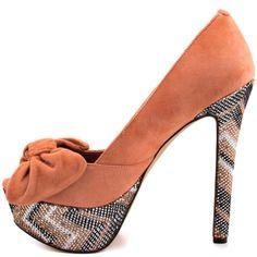Elanas - Brule Suede/jeweled bottoms  Jessica Simpson