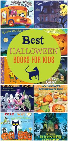 Discover the best sellers when it comes to Halloween books for kids. Fun, spooky, and enlightening books that are guaranteed to get your little one in the Halloweenspirit. #Halloween #books #booksforkids