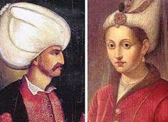 Kanuni Sultan Süleyman - Hürrem Sultan
