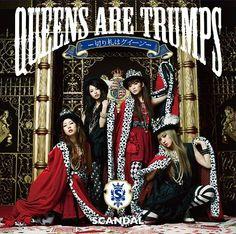#Scandal #band #Japanese