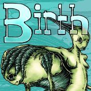 Check out Birth on @comixology