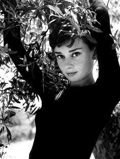 Her father was a Nazi sympathizer who abandoned his family. Hepburn had become a proficient ballet dancer by 1944 and she secretly danced for groups of people to collect money for the Dutch resistance. She also occasionally acted as a courier for the resistance, delivering messages and packages. Audrey Hepburn photographed by Philippe Halsman in Rome, Italy, 1954.