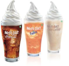 McDonald's Beverages, Hot Fresh Brew Coffee, Cold Coffee, Ice Tea and more - McDonalds India
