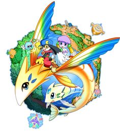 Phantomile characters <3
