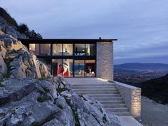 Casa Boucquillon in Tuscany by Michel and Donia Boucquillon