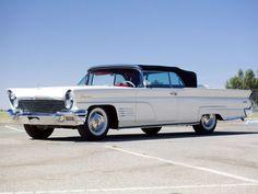 1960 Lincoln Continental Mark-V Convertible
