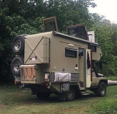 BETTER THAN A BED-SIT ... pictures of really cool mobile homes/campervans - Page 5