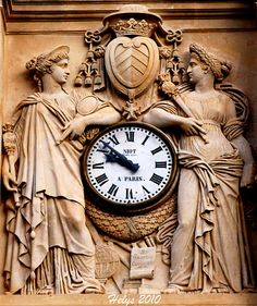 Clocks - Decor : Horloge - Sorbonne (c) Helys - Decor Object