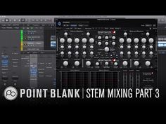 Logic Pro X Tutorial: Stem Mixing Part 3 - Mastering from Stems