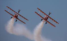 Breitling Wingwalkers by Vishwa Kiran on 500px