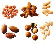 Nuts nutrition facts (