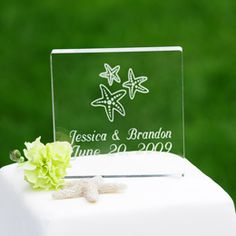 I like the idea of the glass sand blasted topper