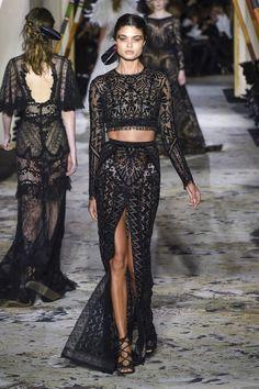 Zuhair Murad Spring/Summer 2018 Couture | British Vogue