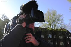 Camera man - Amsterdam NL