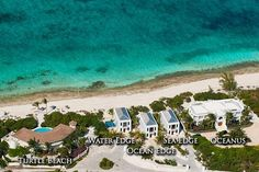 On the westward starting point of Grace Bay, this beachfront villa, with excellent swimming a 5 minute walk from the property, obviously gives way to breathtaking views. TNC TUR in Grace Bay