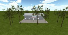 Cool 3D #marketing http://ift.tt/2jv7jDh #barn #workshop #greenhouse #garage #roofing #DIY