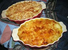 SunbonnetSmart shares her recipe for Crab Au Gratin based upon the Phillips family recipe for Crab Imperial. Phillips Crab House has been an Ocean City, MD destination for tourists since the 1950s and is still going strong, now as an international company.