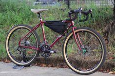 Surly / DISC TRUCKER Touring Bicycles, Touring Bike, Surly Long Haul Trucker, Surly Bike, Commuter Bike, Fat Bike, Cool Bikes, Cycling, Frames